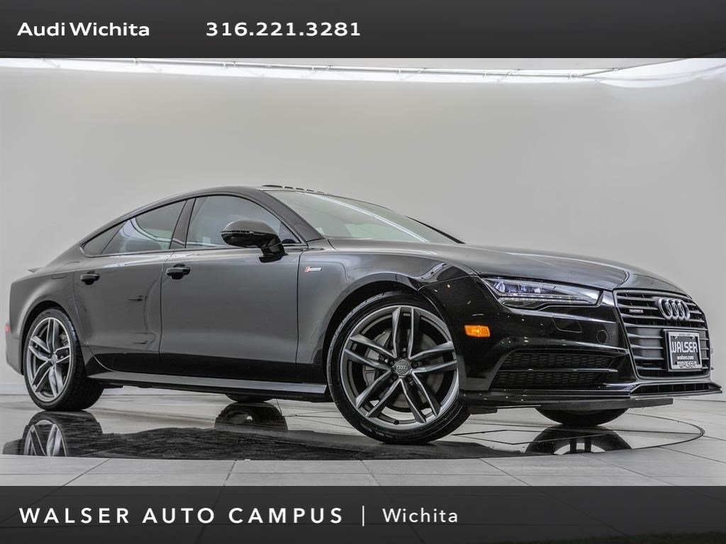 Pre-Owned 2016 Audi A7 2016 AUDI A7 3.0T PREMIUM PLUS (TIPTRONIC) (NO LONGER AVAILABLE FOR ORDERING) 4DR HB AWD