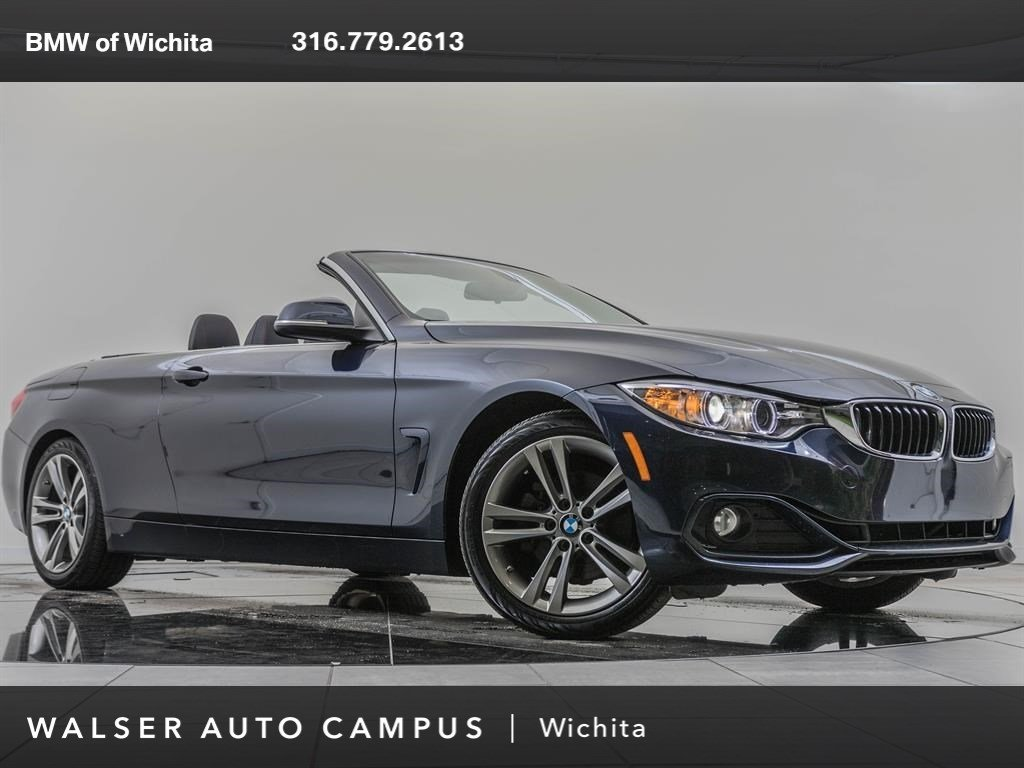 Pre-Owned 2017 BMW 4 Series Navigation