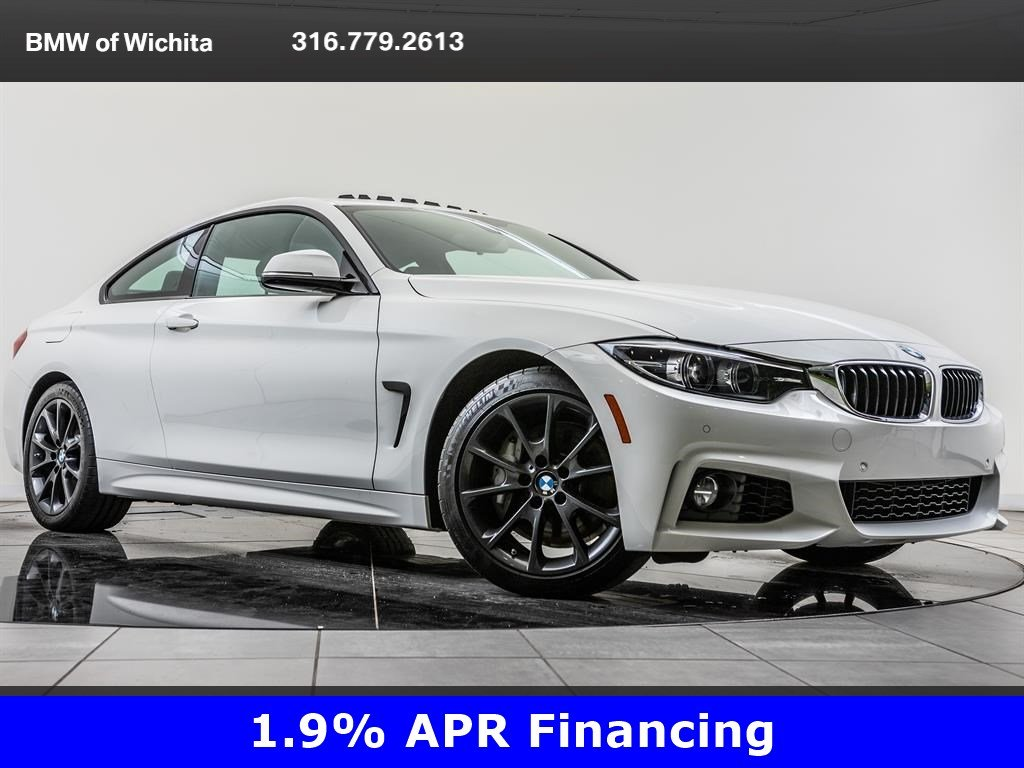 Pre-Owned 2019 BMW 4 Series 440i, M Sport, 18-Inch M Wheels