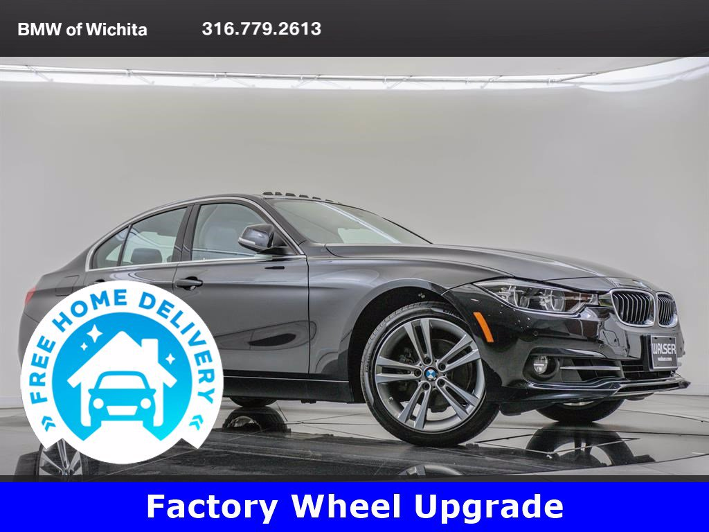 Pre-Owned 2017 BMW 3 Series Driver Assistance Package