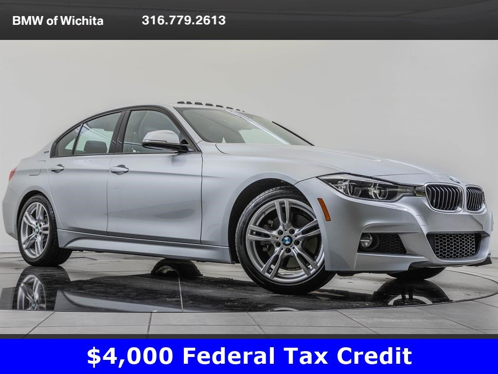 Pre-Owned 2018 BMW 3 Series 330e iPerformance, M Sport Package