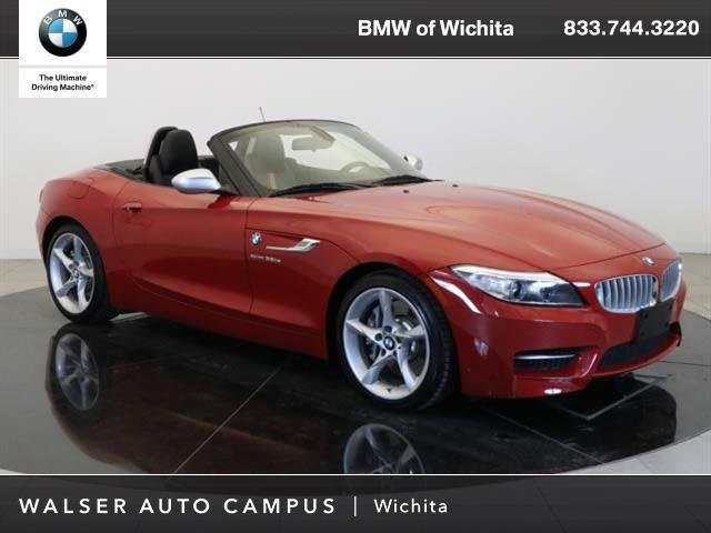 Pre Owned 2016 BMW Z4 2016 BMW Z4 SDRIVE35IS A7 2DR CONVERTIBLE