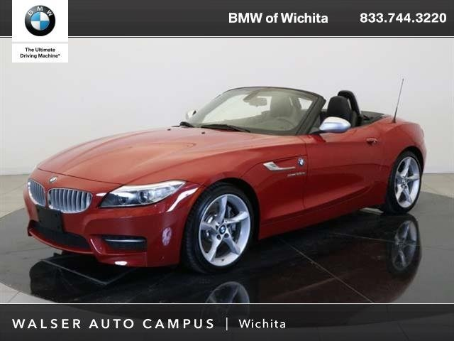 Pre Owned 2016 BMW Z4 sDrive35is Navigation Heated Seats Bluetooth