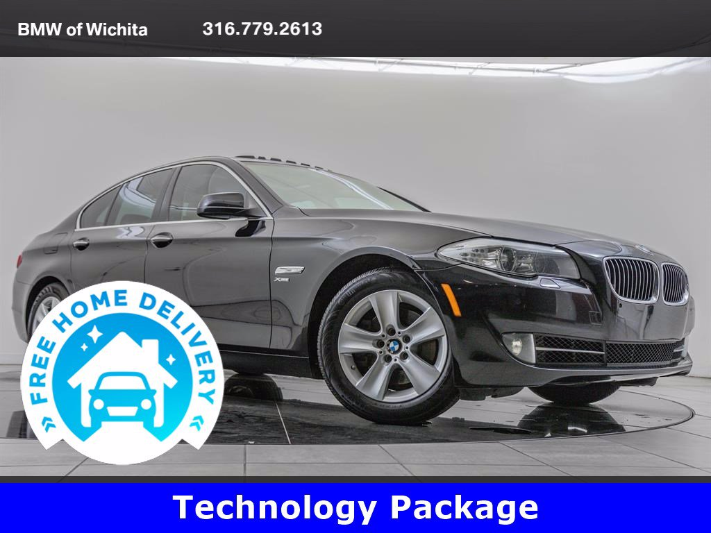 Pre-Owned 2012 BMW 5 Series Premium Package