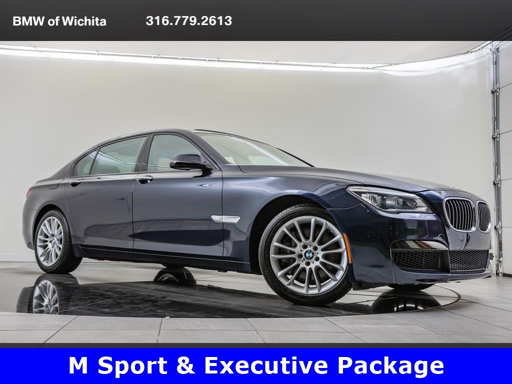 Pre-Owned 2014 BMW 7 Series 750Li xDrive, Executive Pkg, M Sport Pkg