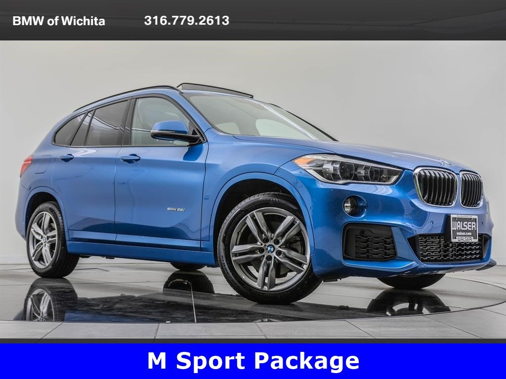 Pre-Owned 2018 BMW X1 sDrive28i, M Sport Package