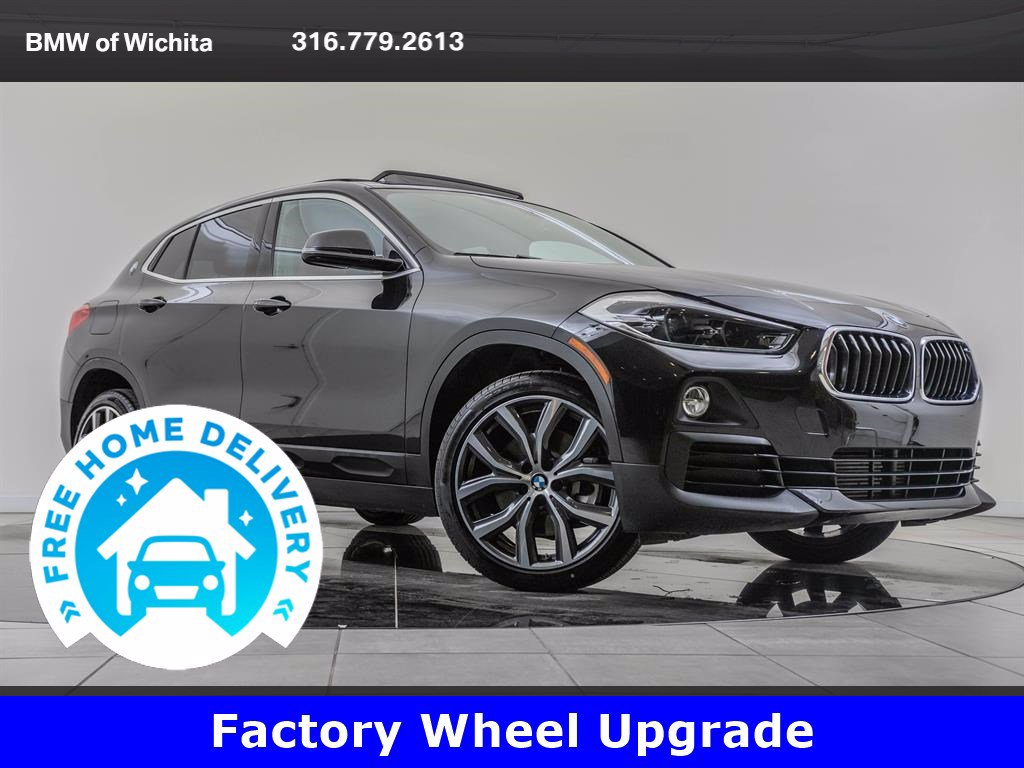 Pre-Owned 2018 BMW X2 Convenience Package