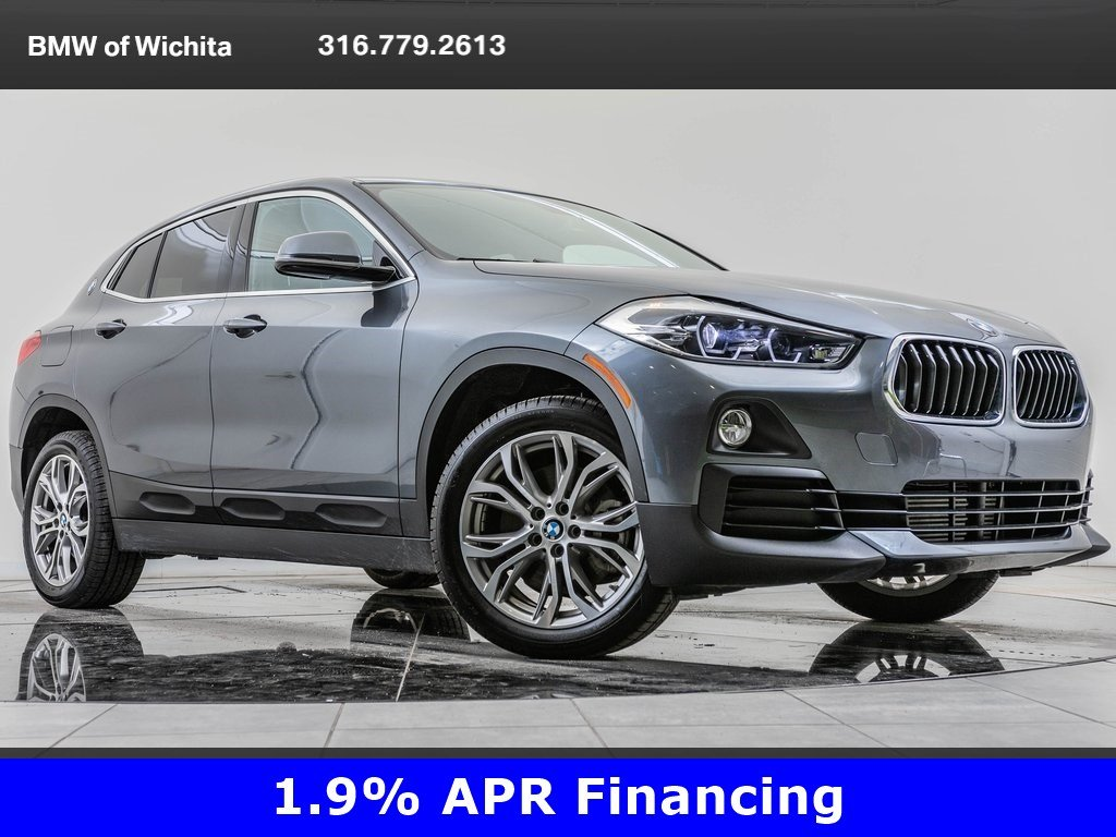 Pre-Owned 2018 BMW X2 xDrive28i, Unlimited Mile Warranty