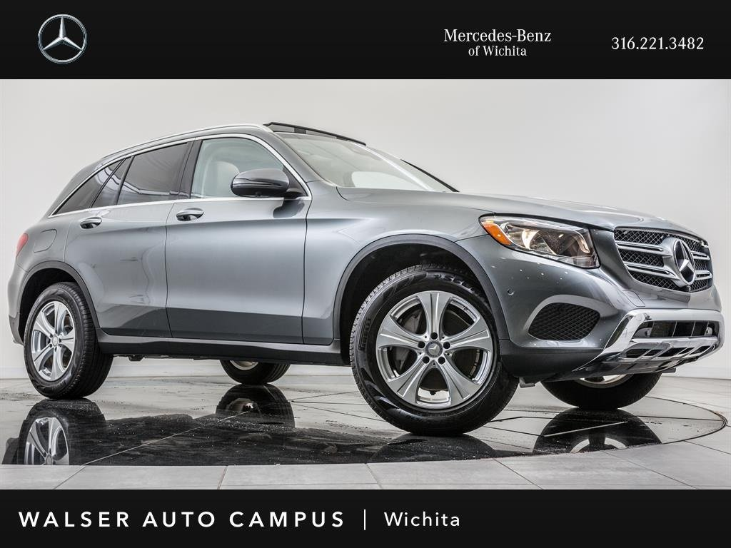 Pre-Owned 2016 Mercedes-Benz GLC GLC 300 4MATIC, Navigation ...