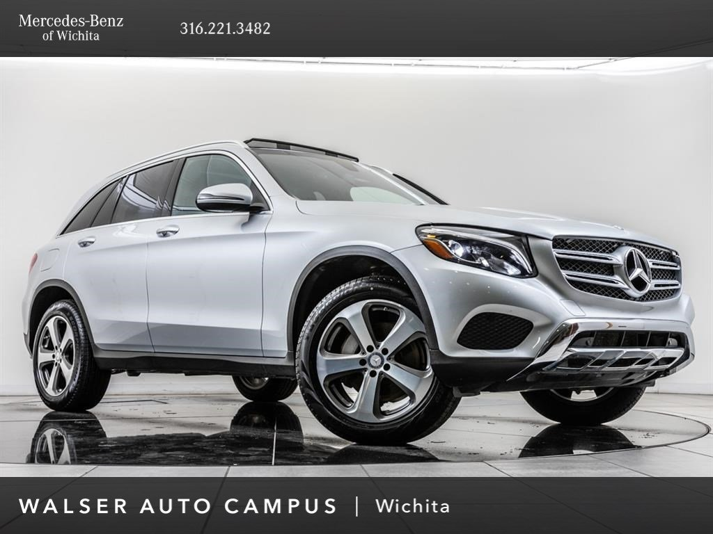 Pre-Owned 2017 Mercedes-Benz GLC GLC 300 4MATIC®, Burmester Audio