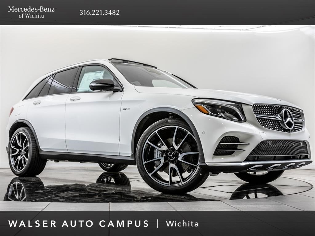 New 2019 Mercedes-Benz GLC GLC 43