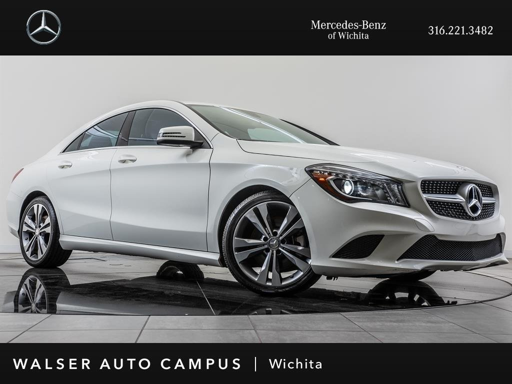 Pre Owned 2014 Mercedes Benz CLA CLA 250, 18 Wheels, Power Front