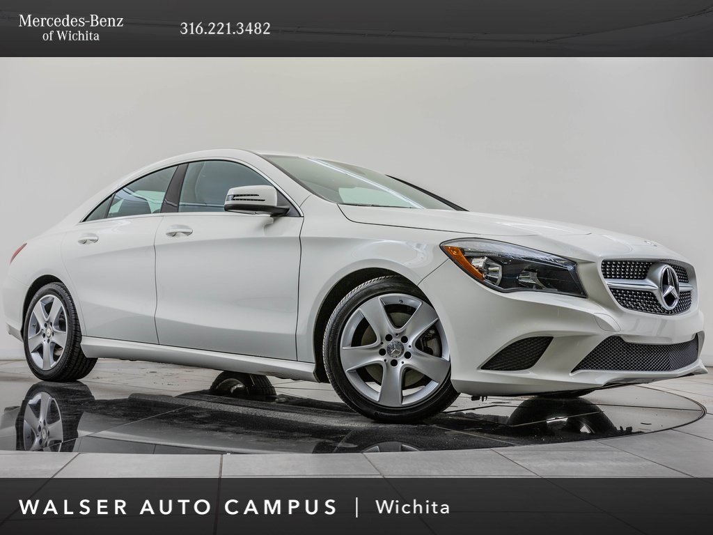Certified Pre-Owned 2016 Mercedes-Benz CLA CLA 250 4MATIC®, Unlimited Mile Warranty