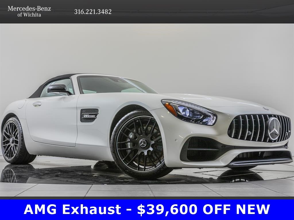Pre-Owned 2019 Mercedes-Benz GT AMG® GT