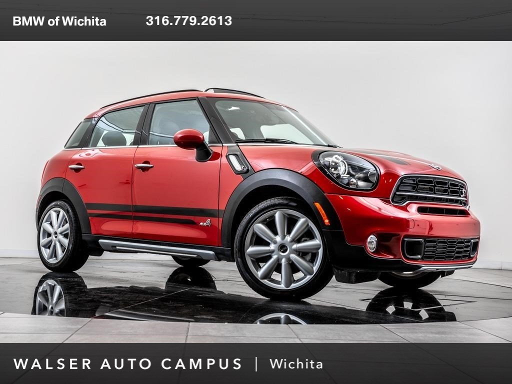 Pre Owned 2016 Mini Cooper Countryman S All4 Certified Navigation Harman