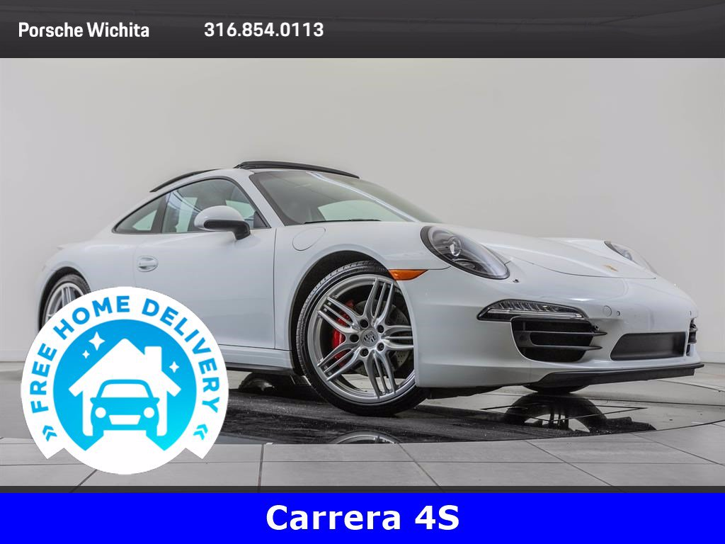 Pre-Owned 2014 Porsche 911 Premium Package Plus