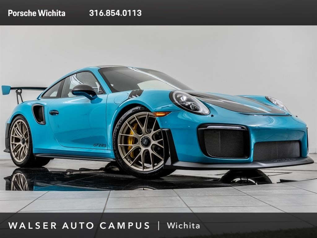 Pre-Owned 2018 Porsche 911 GT2 RS Weissach Package