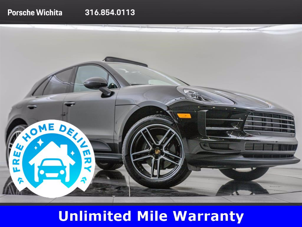 Pre-Owned 2019 Porsche Macan Premium Package Plus