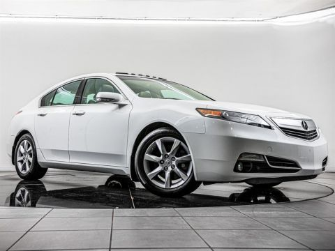 Pre-Owned 2012 Acura TL Technology Package