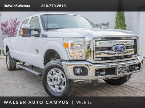 Pre-Owned 2016 Ford Super Duty F-350 SRW Lariat, 6.7L Diesel