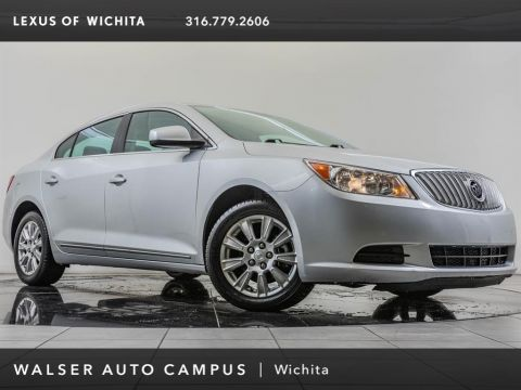 Pre-Owned 2012 Buick LaCrosse Local Car