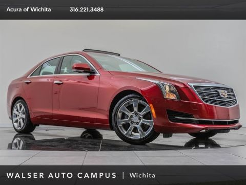 Pre-Owned 2016 Cadillac ATS Sedan Navigation