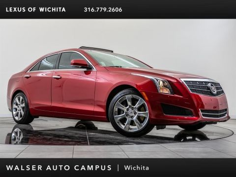 Pre-Owned 2013 Cadillac ATS Luxury, Navigation, BOSE