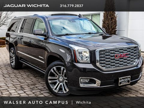 Pre-Owned 2018 GMC Yukon XL Denali, Rear Seat Entertainment
