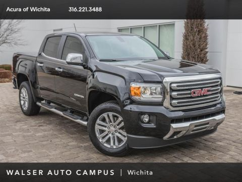 Pre-Owned 2017 GMC Canyon