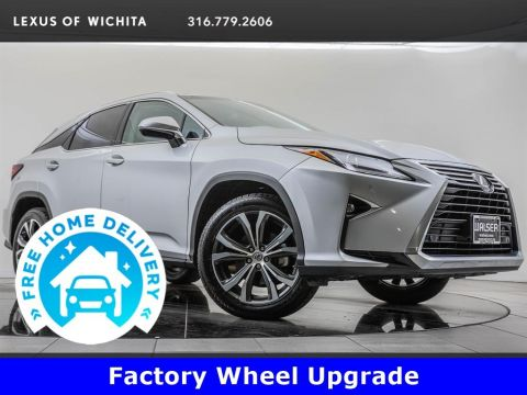 Pre-Owned 2017 Lexus RX 350 Navigation, Premium Package, Factory Wheel Upgrade