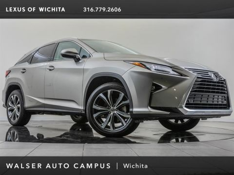 Pre-Owned 2017 Lexus RX Navigation, Premium Package, Factory Wheel Upgrade