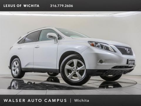 Pre-Owned 2012 Lexus RX 350 Premium Package