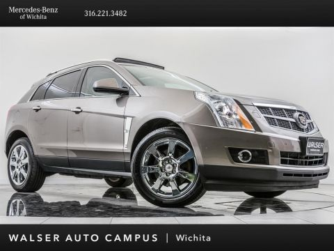 Pre-Owned 2012 Cadillac SRX Performance, Navigation, RV Camera, BOSE, Sunroof
