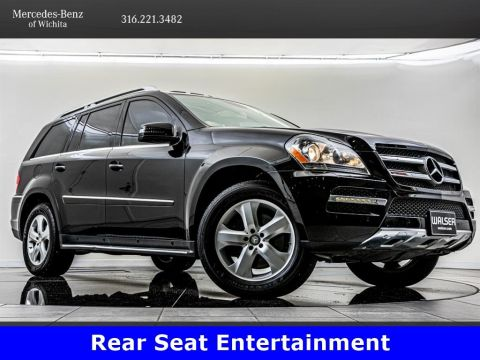 Pre-Owned 2012 Mercedes-Benz GL-Class GL 450 4MATIC®, Premium 1 Package