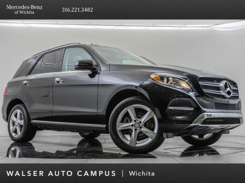 Pre-Owned 2017 MERCEDES-BENZ LIGHT TRUCK GLE350 GLE 350 4MATIC, Premium 1 Package