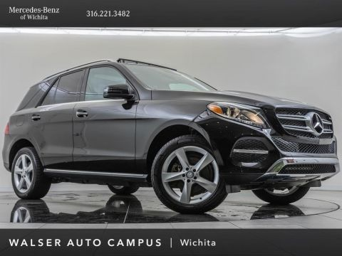 Pre-Owned 2017 Mercedes-Benz GLE GLE 350 4MATIC®, Navigation, Premium 1 Package