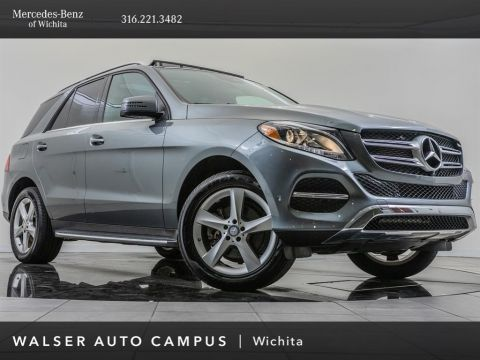 Pre-Owned 2017 Mercedes-Benz GLE
