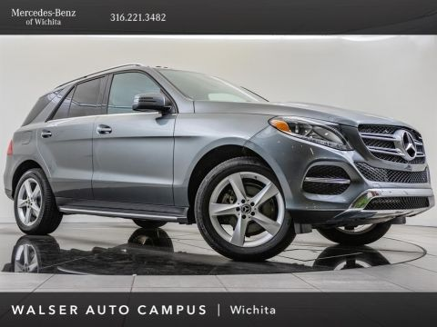 Pre-Owned 2017 MERCEDES-BENZ LIGHT TRUCK GLE350 GLE 350 4MATIC, Premium Package
