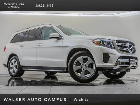 Pre-Owned 2017 Mercedes-Benz GLS GLS 450 4MATIC®, Premium 1, Parking Assist