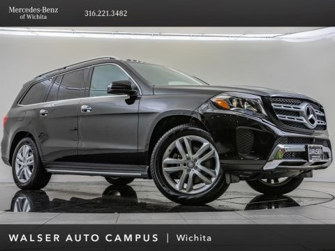 Pre-Owned 2017 Mercedes-Benz GLS GLS 450 4MATIC®, Appearance Pkg, Premium Pkg