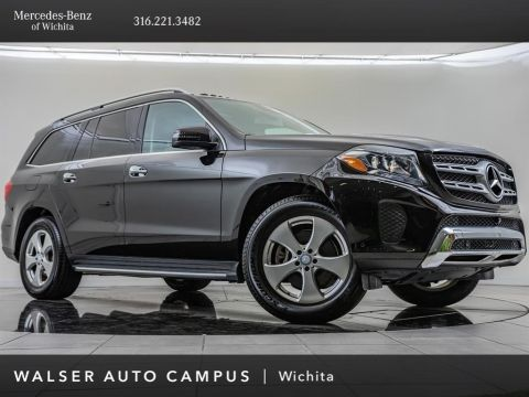 Pre-Owned 2017 MERCEDES-BENZ LIGHT TRUCK GL450 4MATIC GLS 450