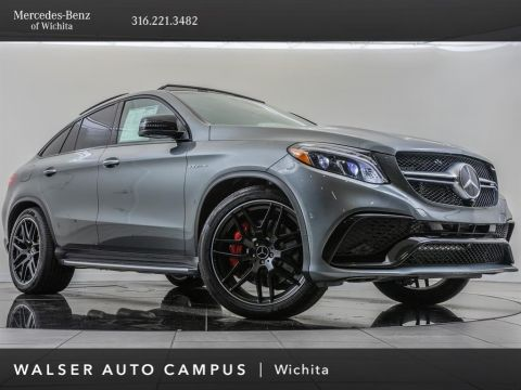 Pre-Owned 2019 MERCEDES-BENZ LIGHT TRUCK AMG GLE63 S CPE