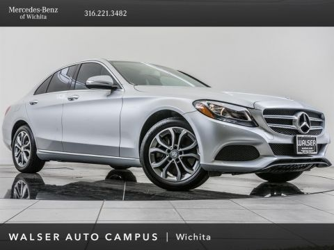 Pre-Owned 2015 Mercedes-Benz C-Class C 300 Sport 4MATIC®, Rear View Cam, Heated Seats