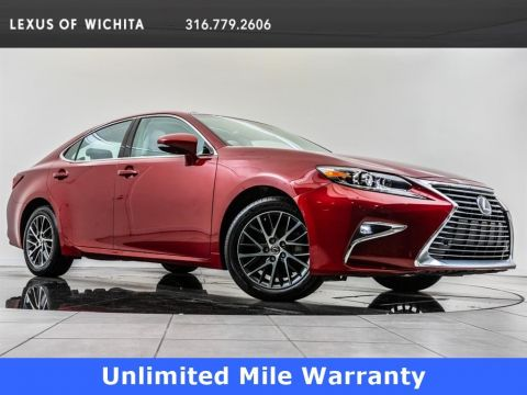 Pre-Owned 2017 Lexus ES Luxury Package, Navigation