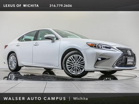 Pre-Owned 2017 Lexus ES 350 Premium Package