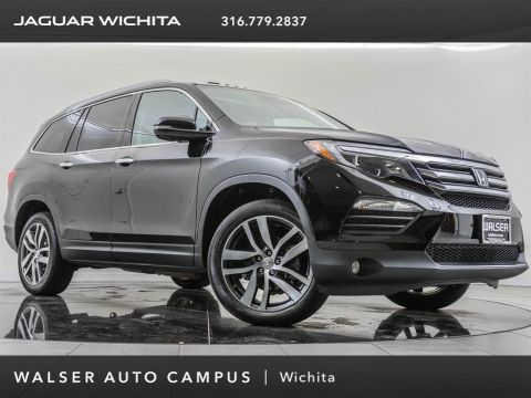 Pre-Owned 2017 Honda Pilot Elite, Rear Entertainment System