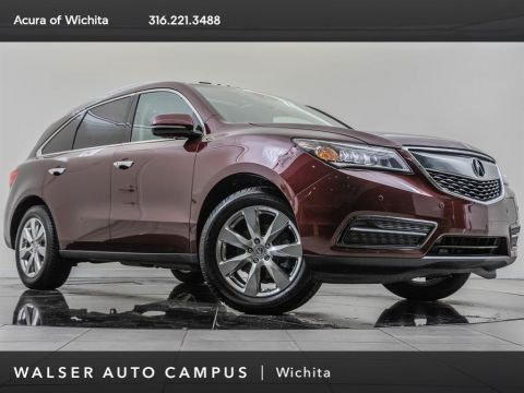 Pre-Owned 2016 Acura MDX SH-AWD w/Advance Package
