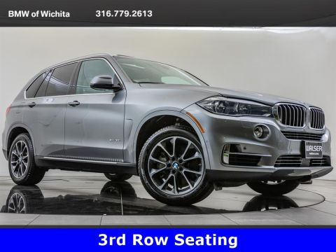 Pre-Owned 2017 BMW X5 xDrive50i, Dynamic Handling Package