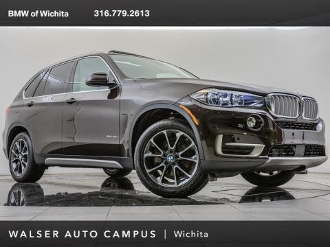 Pre-Owned 2017 BMW X5 DR ASST PLUS PREM