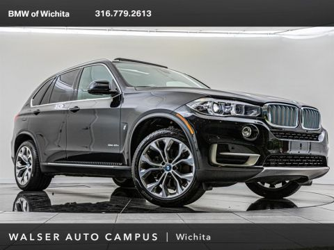 Pre-Owned 2018 BMW X5 xDrive40e iPerformance, Factory Wheel Upgrade